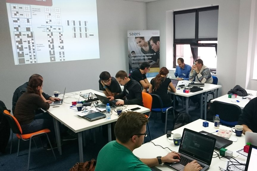 Image of Coderetreat 2015